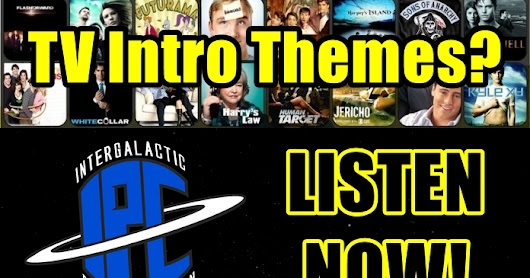 The IPC Podcast LIVE #223 | Top Five TV Theme Songs