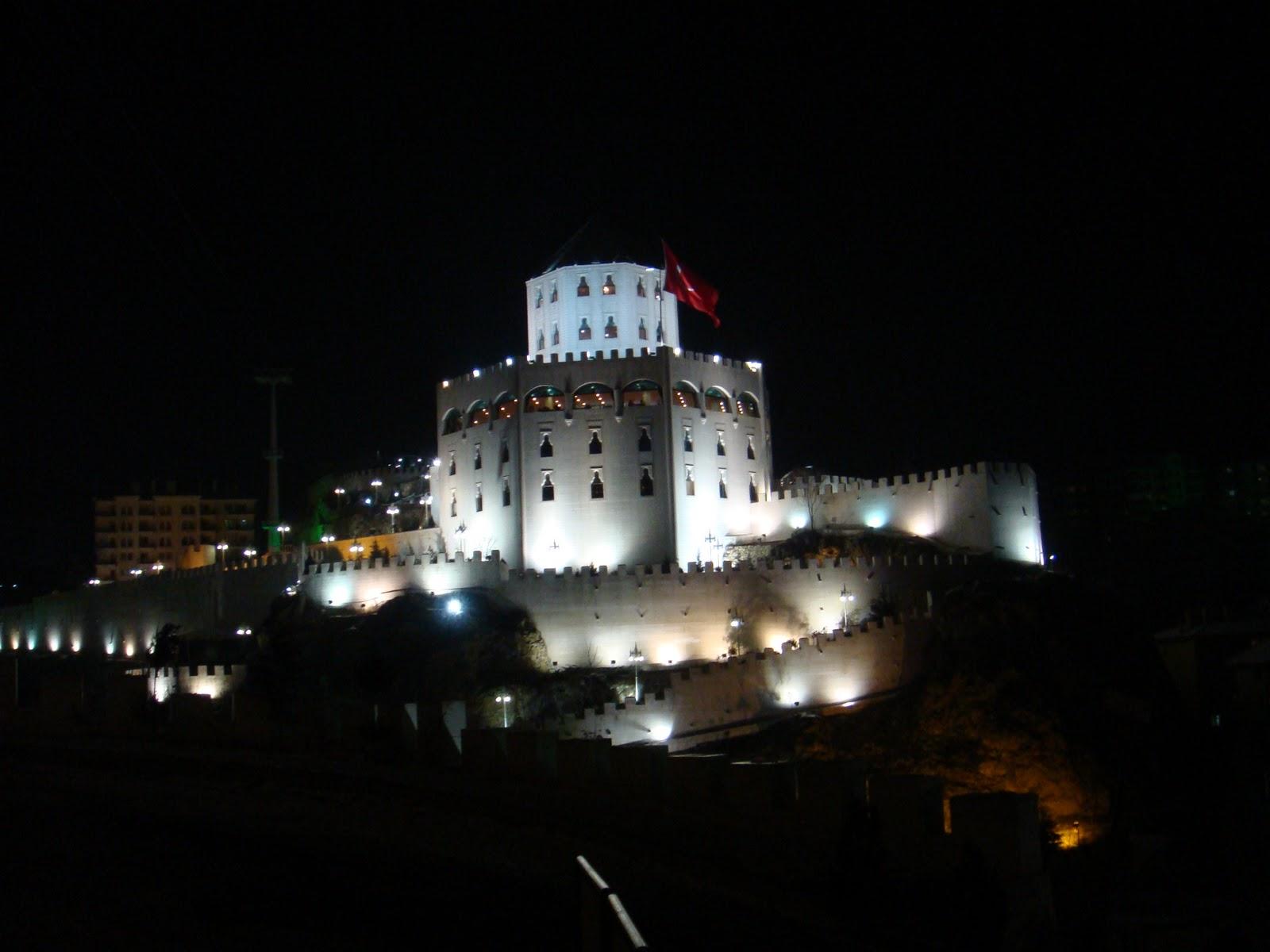 Mevzu BİLGİ: Ankara Keçiören Şelale Estergon kalesi resimleri