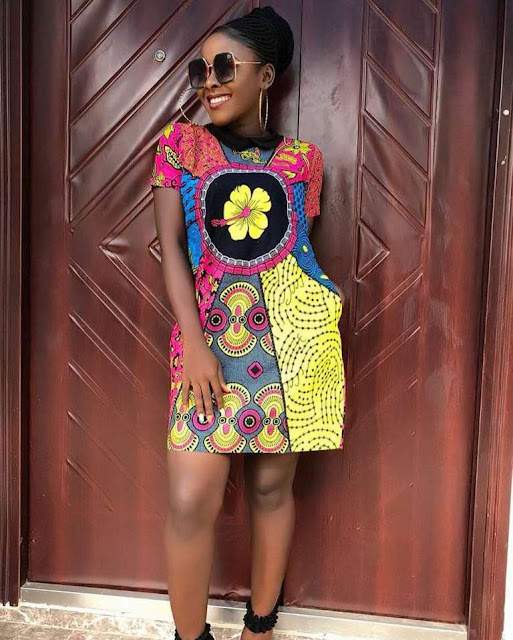 Beautiful ankara styles to say in, Latest Ankara Styles For Ladies That Slay, ankara styles with trends that slay for ladies, ankara styles for a slayer lady