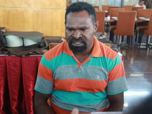 Yunus Abugau Ungkap Bawaslu Intan Jaya Tolak PSU di Wilayahnya