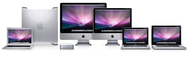 Apple MacBooks software OS applications