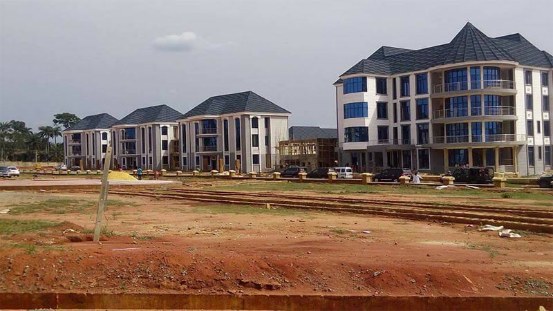 See photos of Rochas Okorocha's Eastern Palm University in his hometown