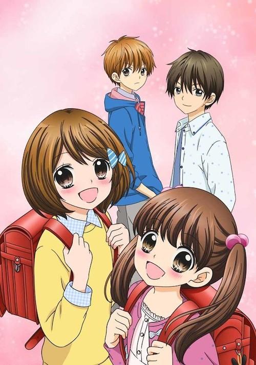 【動漫情報】 TV動畫 12歲。 第二季將會在10月放送聲優陣容曝光