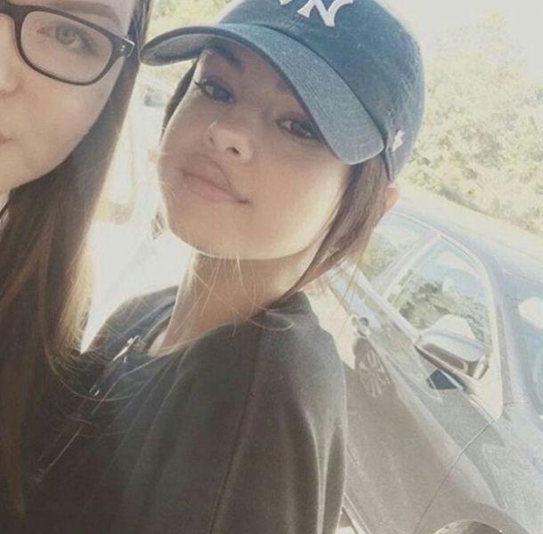 Selena Gomez reaparece después de estar en rehabilitación 7.2