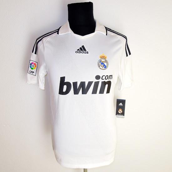 Así será la camiseta del Real Madrid 2018-2019  blanca con detalles ... 70196e13afe25