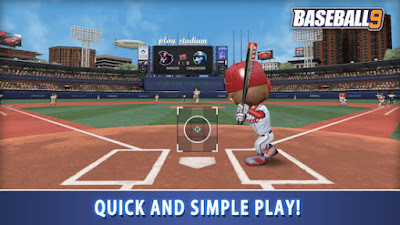 Baseball 9 Mod Apk Unlimited Coins