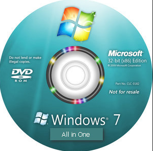 Windows 7 All in One Full Version