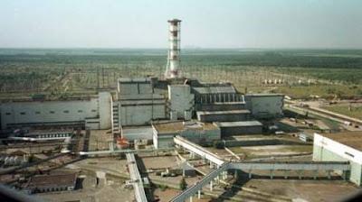 Central de Chernobyl