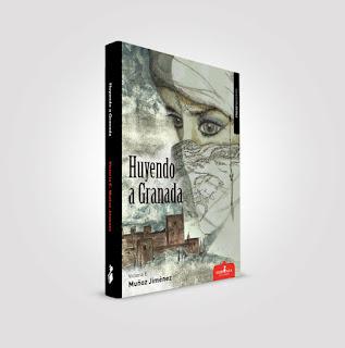 Huyendo a granada, Vitoria E muñoz jiménez, esdrújula ediciones, que estás leyendo, libros, lecturas,