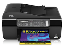 Epson Stylus NX305 Drivers Download and Review
