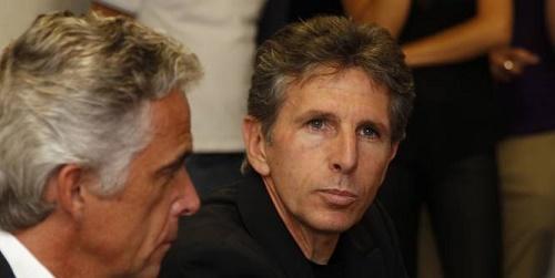 Huấn luyện viên Claude Puel sẽ tiếp tục dẫn dắt câu lạc bộ Nice đến 2016