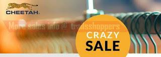 Crazy Sale Cheetah Group Fair Sabah 2017