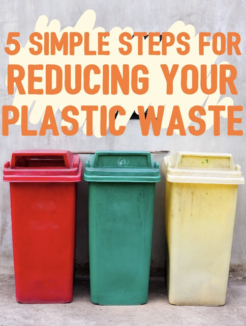 5 simple steps to reducing your plastic consumption (and save money!)