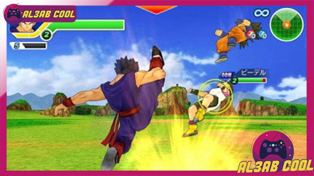 تحميل لعبة Dragon Ball Z Tenkaichi Tag Team للاندرويد