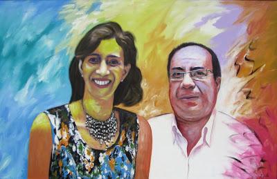 retratos-modernos-pintura