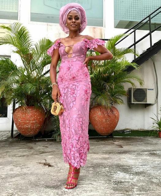 Actress Somkele Iyamah