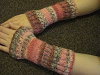 Eleanor's Crofter Wrist Warmers
