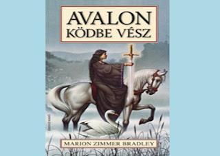 Marion Zimmer Bradley Avalon kodbe vesz konyv