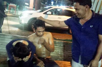 Mahasiswa Aceh Tengah Ditangkap lagi Indehoi Dalam Kamar Kos di Ulee Kareng