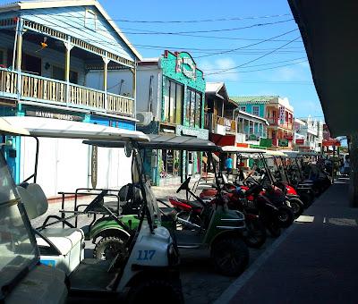 The Obligatory Blog Munching In San Pedro Belize