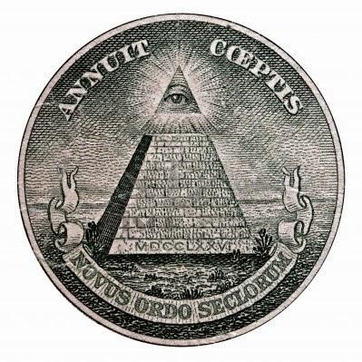 Novus ordo seclorum 1 dolar