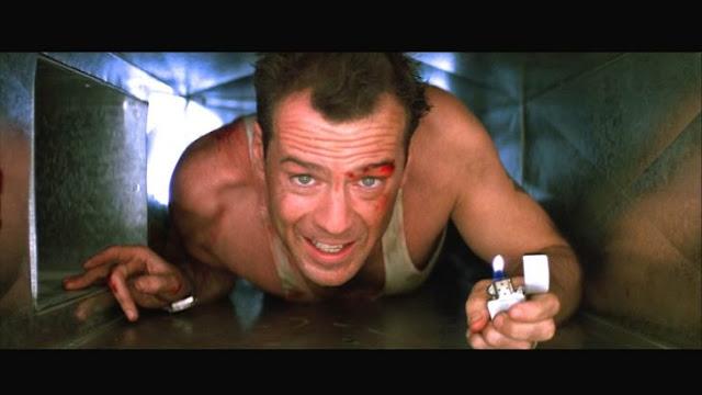 Bruce Willis en una nueva película de Die Hard