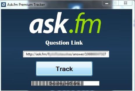 cara mengetahui anon di ask.fm tanpa tracker,