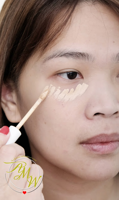 a photo of Banila Co Cover10 Real Stay Concealer SPF30 PA++ Review by Askmewhats Nikki Tiu