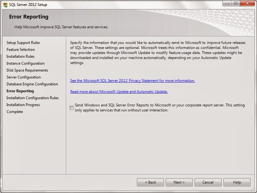 Linking Up the FTDP Access Database and MSSQL 2012 Server