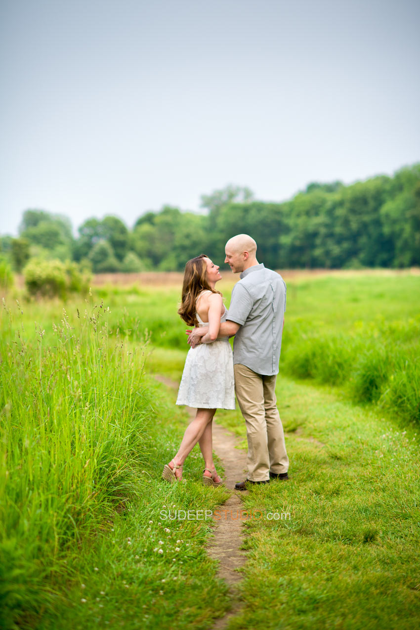 Nichols Arboretum Engagement Photo ideas - Sudeep Studio.com