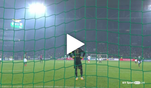 Video Saint Etienne 0 - 5 Olympique Lyon Ligue 1 Vòng 12