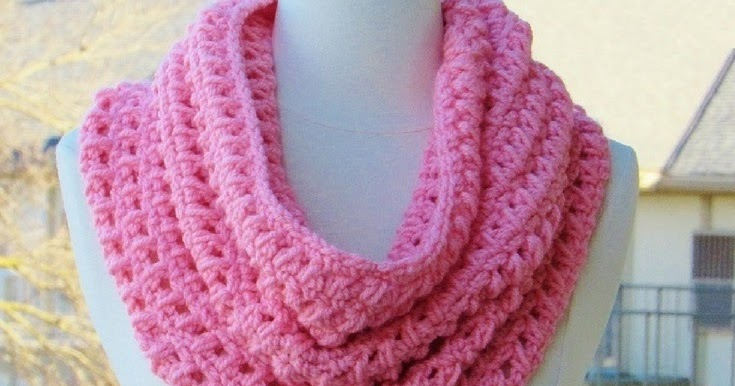 Free Pattern Alicia Cowl By Crochet Dreamz Manet For