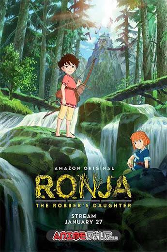 Anime DTUP - Portal Ronja-la-hija-del-bandolero