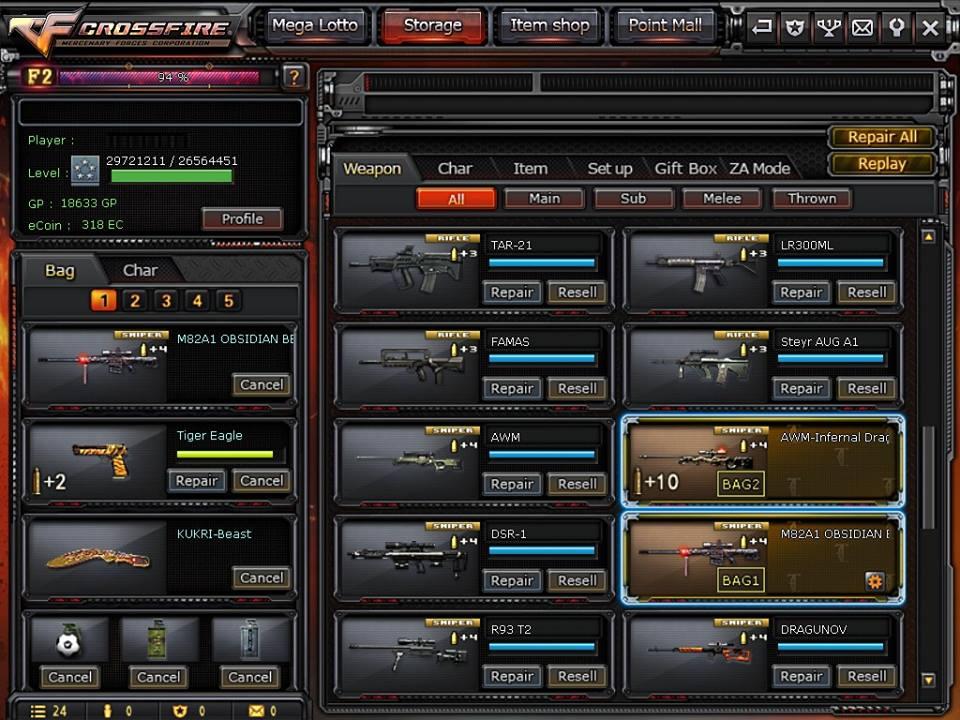 Vip Weapons Crossfire Hack - linoaalternative's diary
