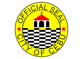 Official Seal of Cebu City Logo Vector