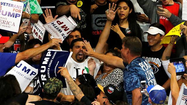 Unidos contra Trump: La agresiva retórica del precandidato crea alianzas inesperadas