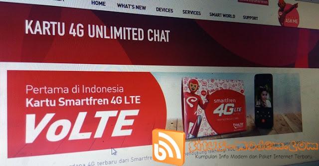 Pakai Kartu 4G Unlimited Chat Smartfren, Kamu Bisa WhatsApp, Line dan BBM Unlimited Loh