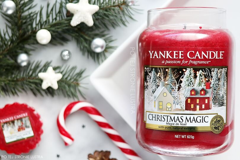 christmas magic yankee candle