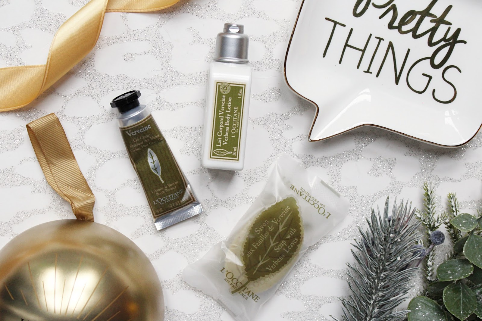 Christmas with L'Occitane