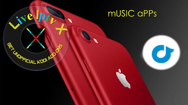 Rdio Music ios app