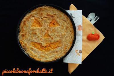 foto ricetta torta di zucca per bambini