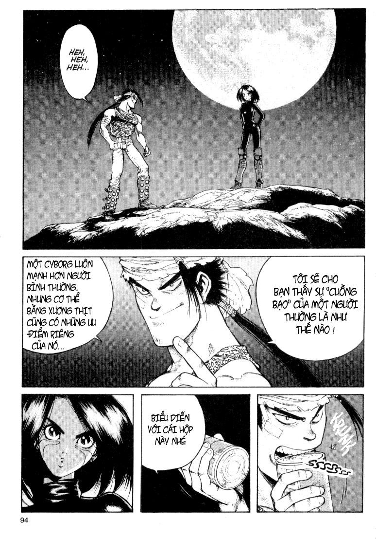 Battle Angel Alita chapter 32 trang 19