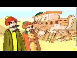 تلخيص نص نوح يدعو قومه للايمان في اللغة العربية للسنة الثالثة متوسط