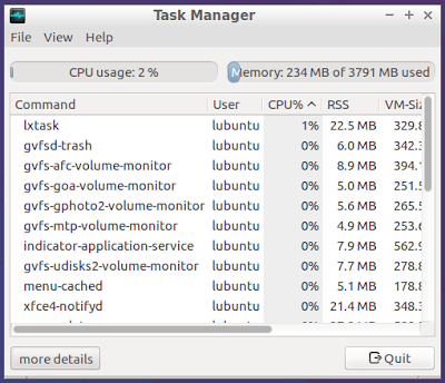 Lubuntu 16 04 - good operating system with a bit of
