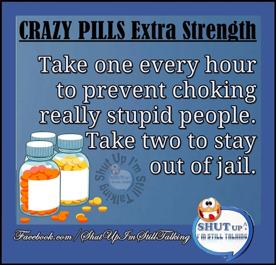 Crazy Bpills on No One Cares About Crazy People