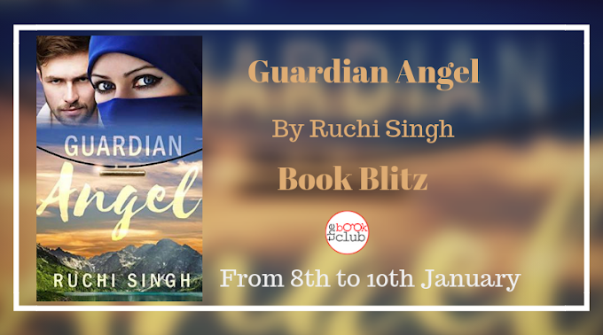 Book Blitz: Guardian Angel By Ruchi Singh