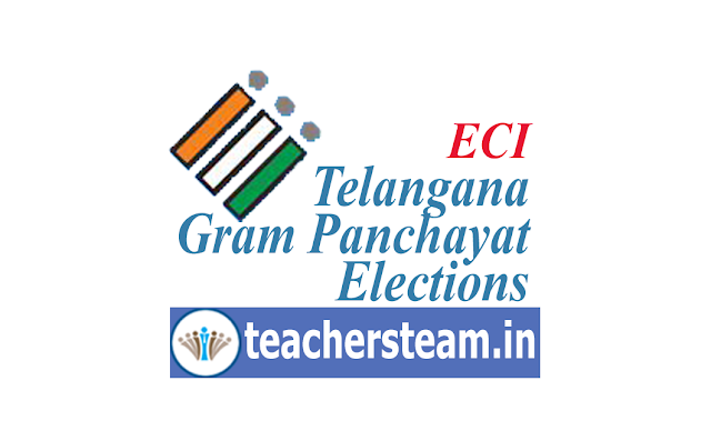 Telangana Gram Panchayat Elections Notification