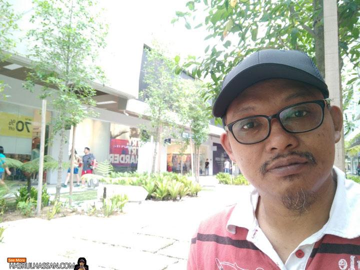 Gian Nak Shopping di Design Village Penang