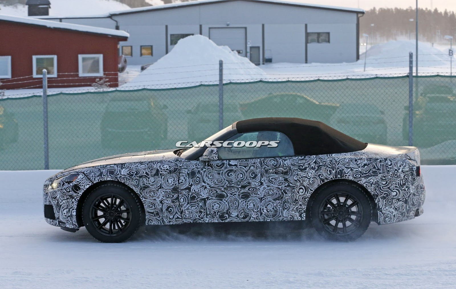 Reborn Toyota Supra And Bmw Z5 Will Be Built In Austria
