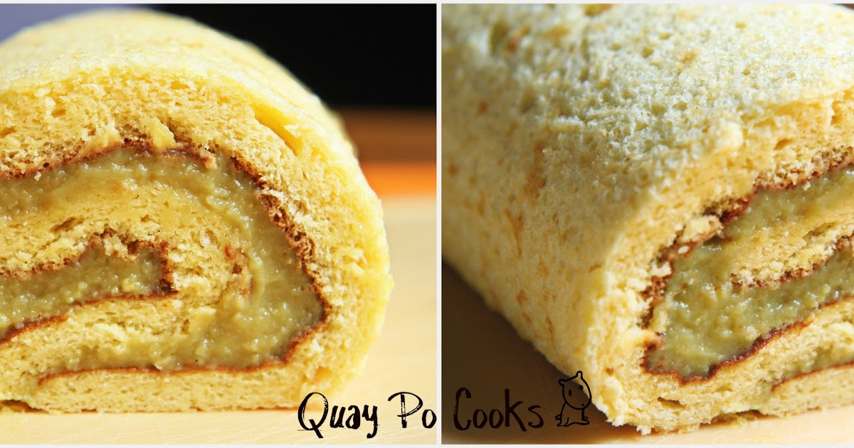 Swiss Roll Cake Recipe Singapore